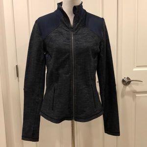 Lily lemon NWT Forme Jacket blue 12